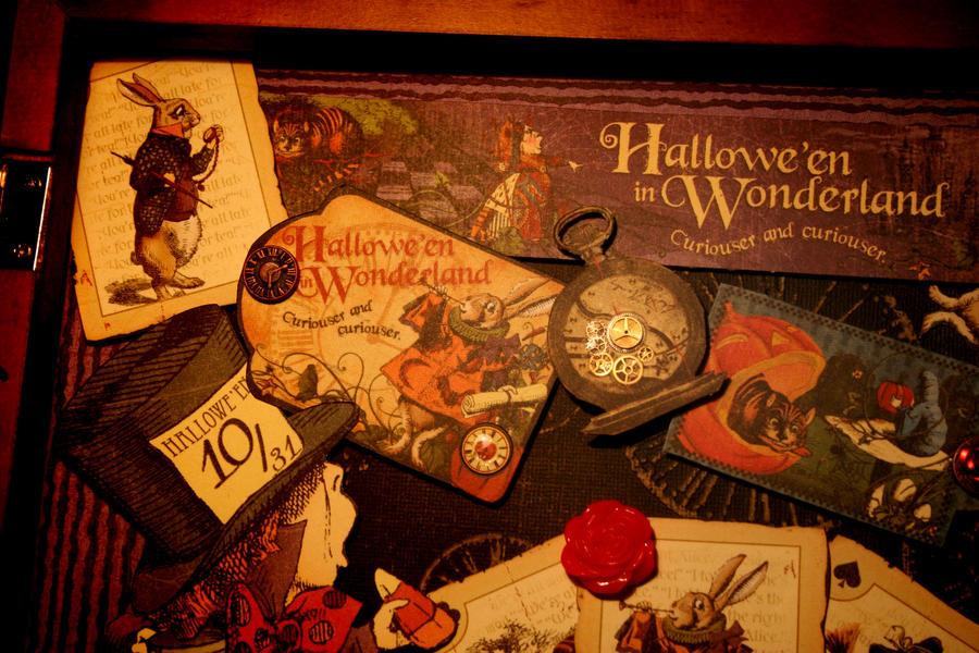 Alice in Wonderland Frame 2b by turnerstokens on DeviantArt