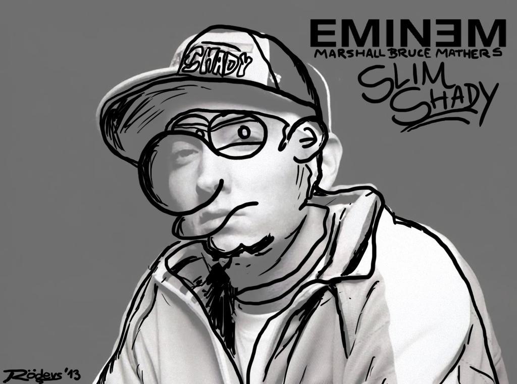 EMINEM - Evegreen Style [EMINEM FANART] by ...