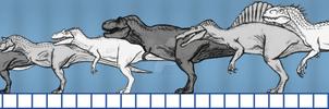 DinosauriosCarnivorosJurassicParkJurassicWorld