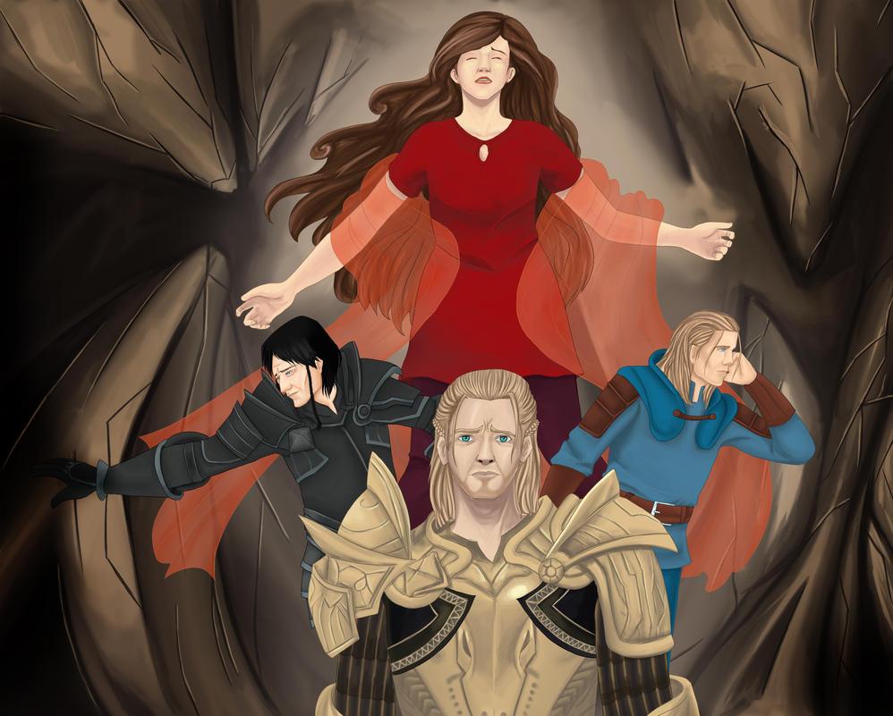 Dragon Age by LadyCyco