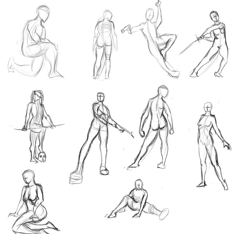 Gestures 23 by Reortanath