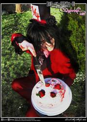 Death Note Wonderland: CAKE? by Redustrial-Ruin