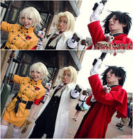 Hellsing: We are on a Mission by Redustrial-Ruin