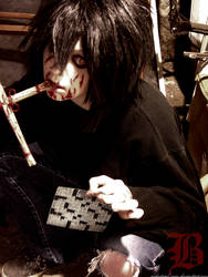 Beyond Birthday Cosplay: Death Note: What Style? 2 by Redustrial-Ruin