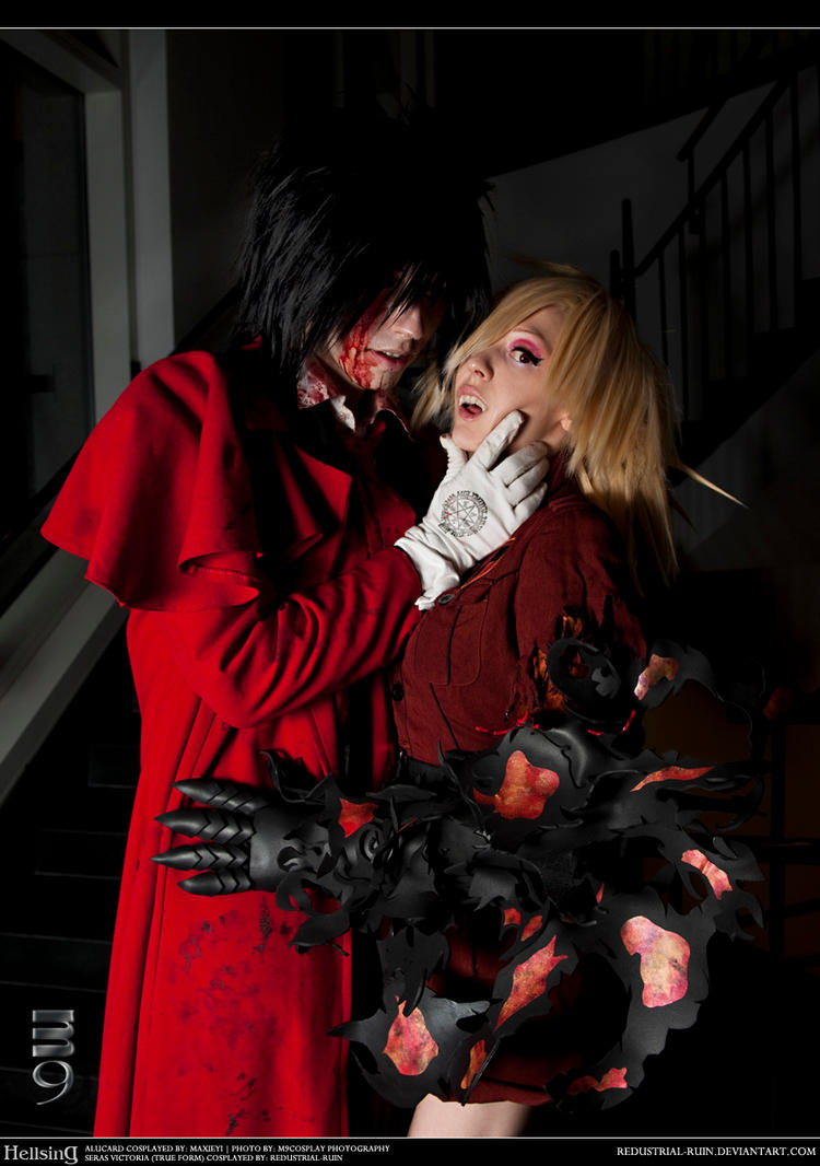 hellsing alucard and seras relationship with god