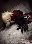 Hellsing Cosplay: Seras : Terror in the Depths by Redustrial-Ruin