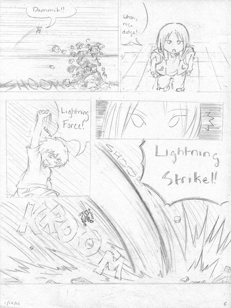 Corny Fight Comic Pg.8 by TomaHarrisaw