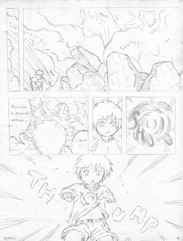 Corny Fight Comic Pg.9 by TomaHarrisaw