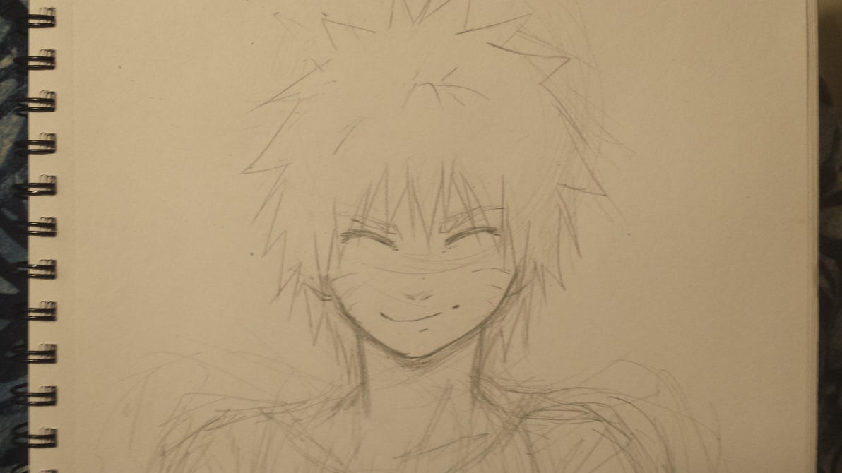 Naruto WIP by TomaHarrisaw