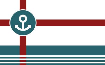 Flags of Touhou: Minamitsu Murasa by GreatPaperWolf
