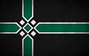 Original Flag #15 by GreatPaperWolf