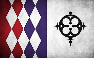 Flags of Touhou: Kanako Yasaka (Filter) by GreatPaperWolf