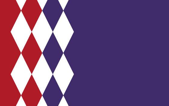 Flags of Touhou: Kanako Yasaka (Alternate)