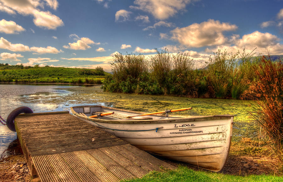 Woodburn Fishery by marklewisphotography