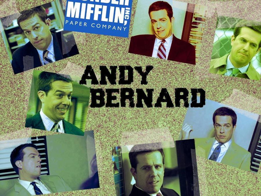 Andy Bernard Wallpaper By Norringtonn On DeviantArt
