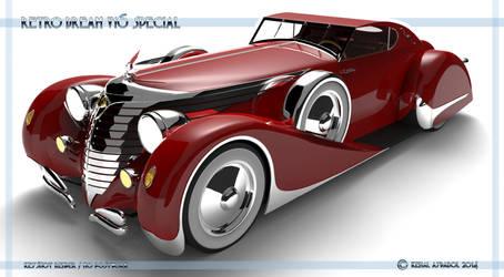 RETRO DREAM V16 SPECIAL by dreamdesigner442