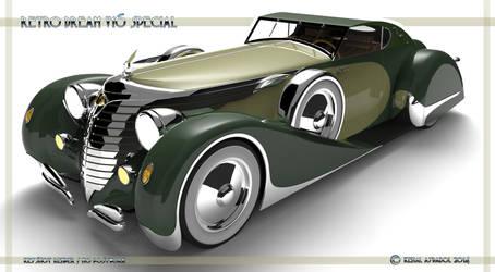 RETRO DREAM V16 SPECIAL-4 by dreamdesigner442