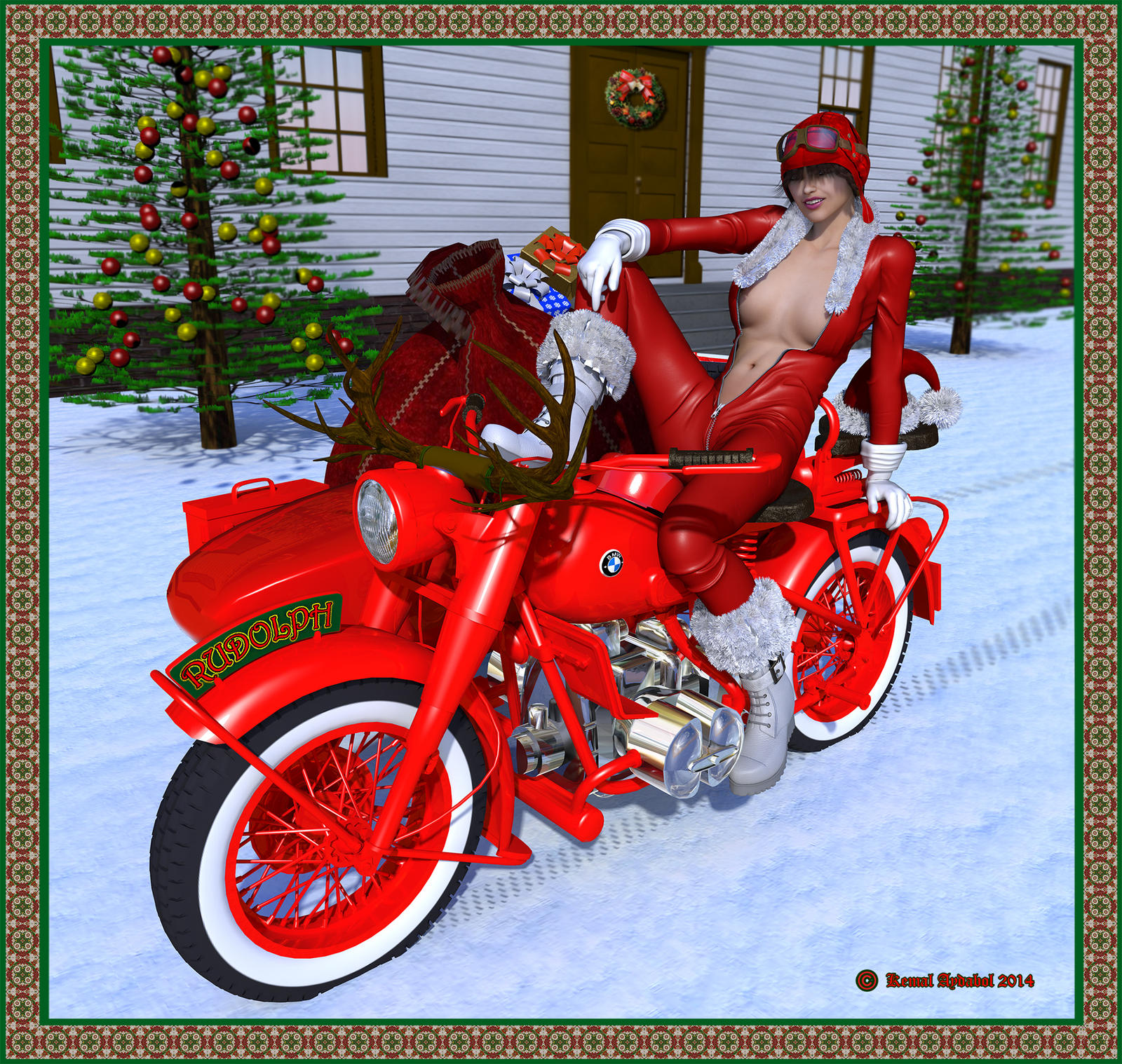 new_ride_for_the_santa_s_helper_by_dream