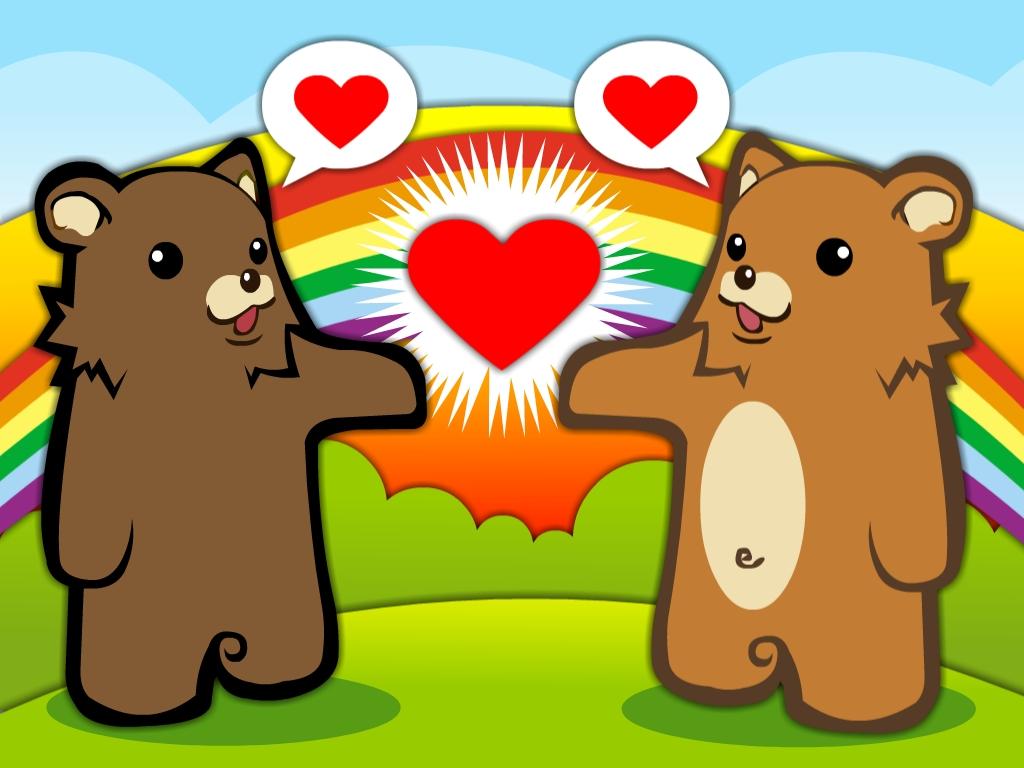 TEDDY LOVE by TOLLTROLL
