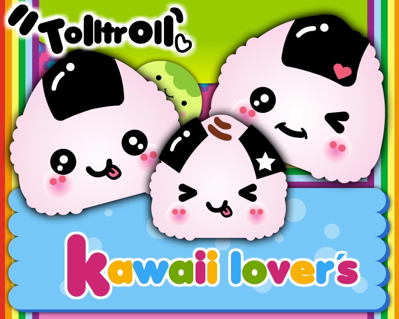 TOLLTROLL - KAWAII by TOLLTROLL