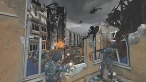 Russia: Combine Invasion