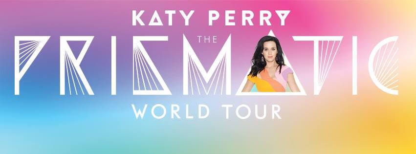 Celeb News: Katy Perry | PRISMATIC Tour [FIN.] - Classic ATRL