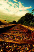 The Railtracks by StarDuskDreams