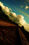 Railway Tracks by StarDuskDreams