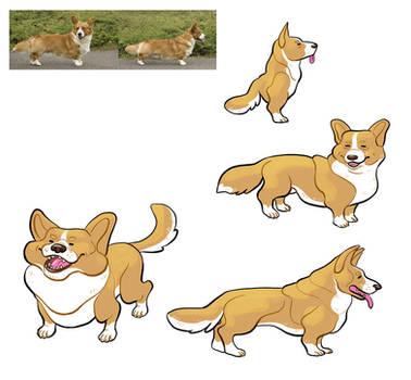 Goop dogs by archivalcarnival