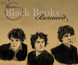 Bernard Black by StCoraline