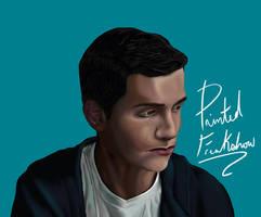 Tom Holland/ Peter Parker by PaintedFreakshow
