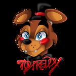 Toy Freddy Headshot