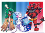 Alola! Choose your starter! by xXNovaNepsXx