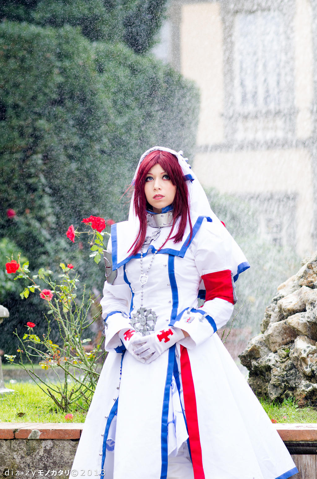 Trinity Blood by AmuChiiHinamori
