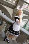 Tera online Elin cosplay by AmuChiiBunny