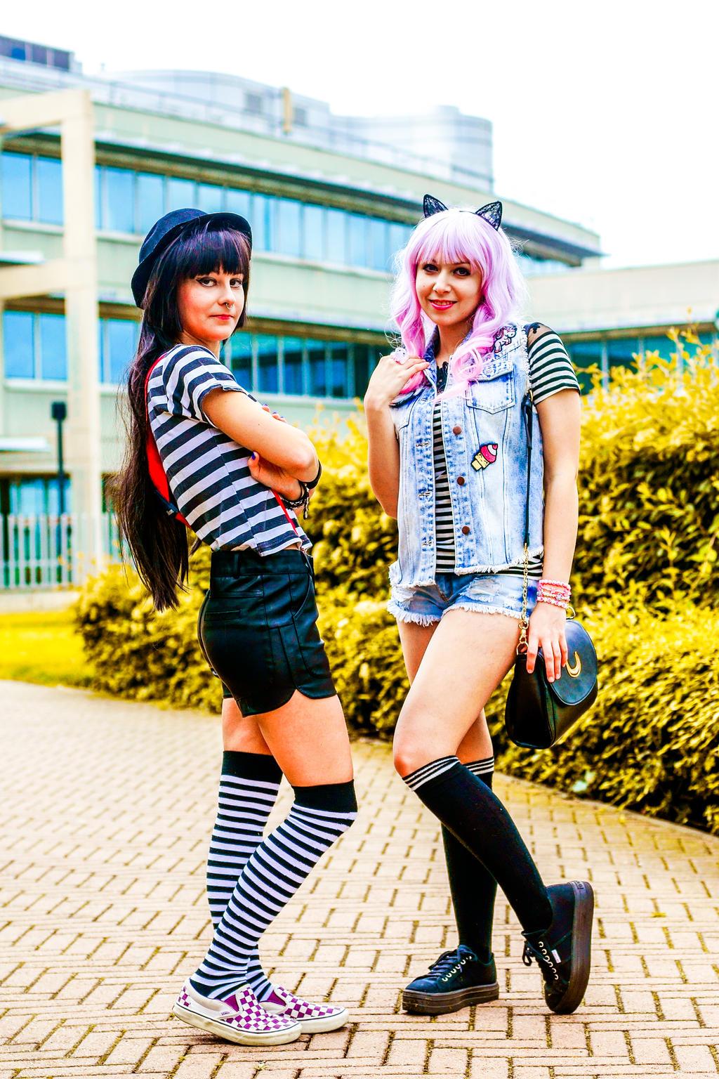 Japanese Street Fashion Style Ii By Amuchiibunny On Deviantart