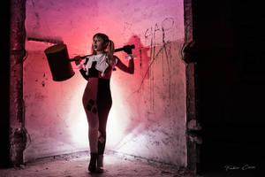 Dr. Harleen Quinzel - Harley Quinn 3 by AmuChiiBunny