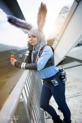 Judy Hopps 4 by AmuChiiBunny
