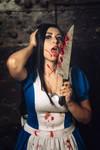 Alice Madness Returns 1 by AmuChiiBunny
