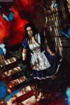 Alice Madness Returns by AmuChiiBunny