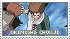Stamp: Akimichi Chouji by sirbartonslady