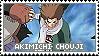 Stamp: Akimichi Chouji by sirbartonslady