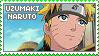 Stamp: Uzumaki Naruto by sirbartonslady