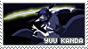 Stamp: Yuu Kanda by sirbartonslady