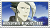 Stamp: Arystar Krory by sirbartonslady