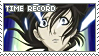 Stamp: Time Record by sirbartonslady