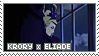 Stamp: Krory and Eliade by sirbartonslady