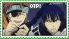 Stamp: LxKh OTP by sirbartonslady