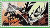Stamp: Viral by sirbartonslady