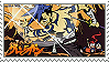 Stamp: Kamina by sirbartonslady